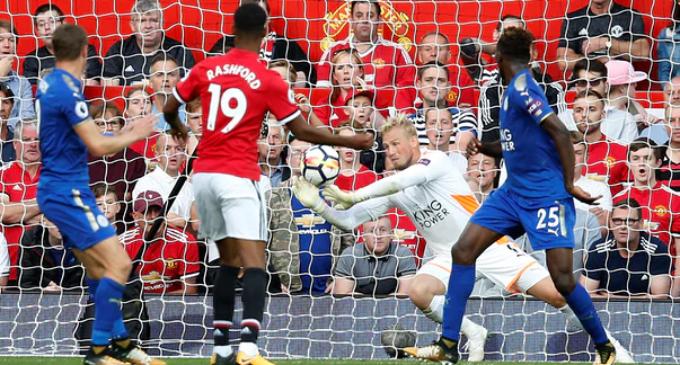 Ndidi subdued, Iheanacho unused as 'solid' Man United beat Leicester