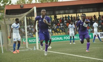 NPFL: Plateau, MFM drop points but remain clear of chasing pack