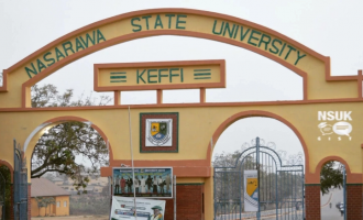 Nasarawa varsity to admit only 13% of 30,000 applicants
