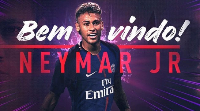 Finally, Neymar joins 'ambitious' PSG for world record £199m