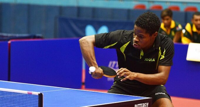 Olajide Omotayo: I want to play my best table tennis in Tokyo