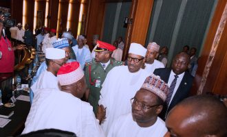 Buhari asks govs to pay workers' salaries before Christmas