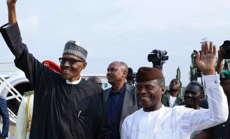 Key achievements of President Buhari's administration in 2017