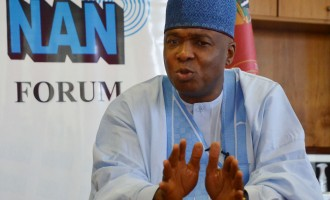 Saraki on 2018 budget: I wonder if technocrats want to embarrass FG