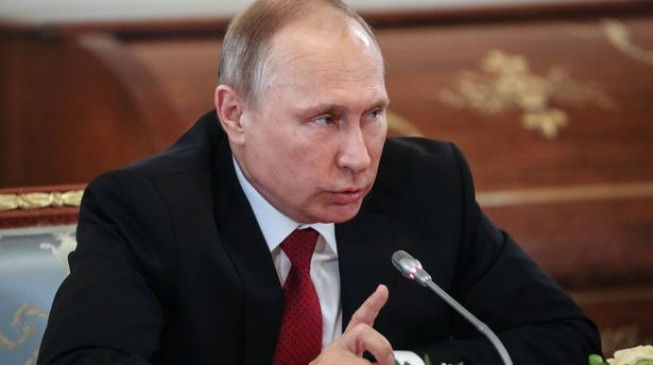 EXTRA: Russians will go to heaven if there's a nuclear attack, says Putin