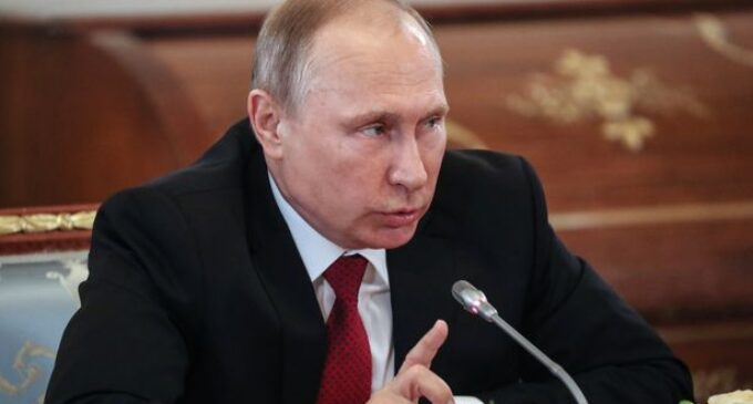 'My daughter has been vaccinated' — Putin says Russia has approved a COVID-19 jab