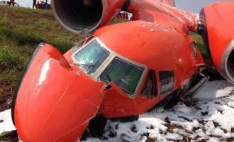 Nigerian investigators invited to probe aircraft crash inSao Tomé