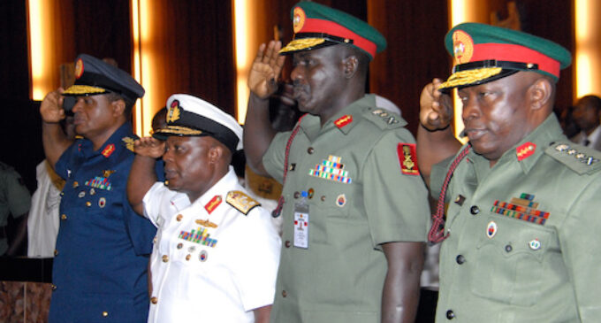 Garba Shehu: Service chiefs will remain as long as Buhari is satisfied with them