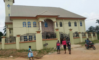 Four arraigned over Ozubulu church attack