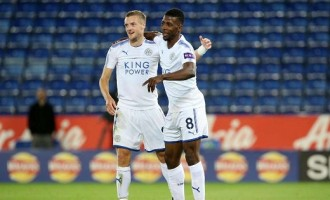 EXCLUSIVE: Nigerian players keep speaking Pidgin English… I want to learn, says Jamie Vardy