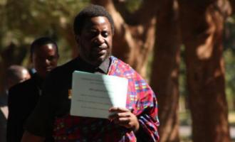 Zambian opposition leader arrested on live TV