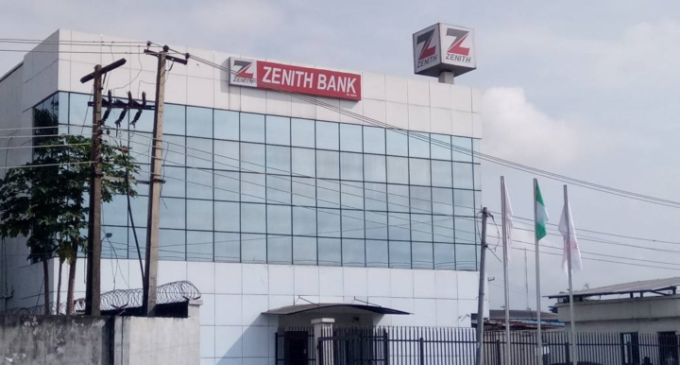 Zenith Bank H1: How to build profit in bad earnings season