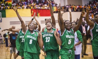 Afrobasket 2017: Nigeria's D'Tigress are champions