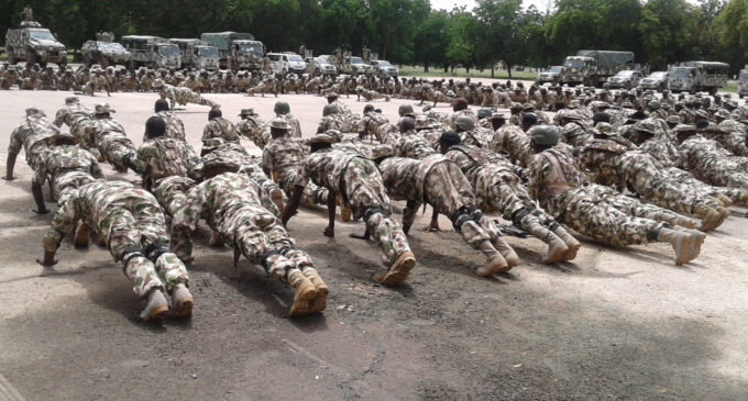 It is Boko Haram that has technically defeated our government