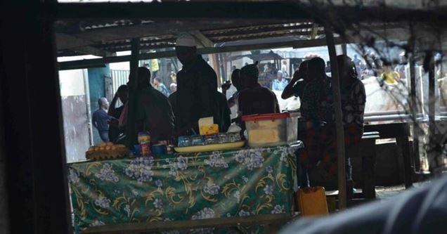 sale of food stuff