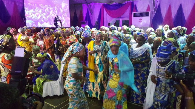 106 Chibok girls to begin school after meeting parents in hometown