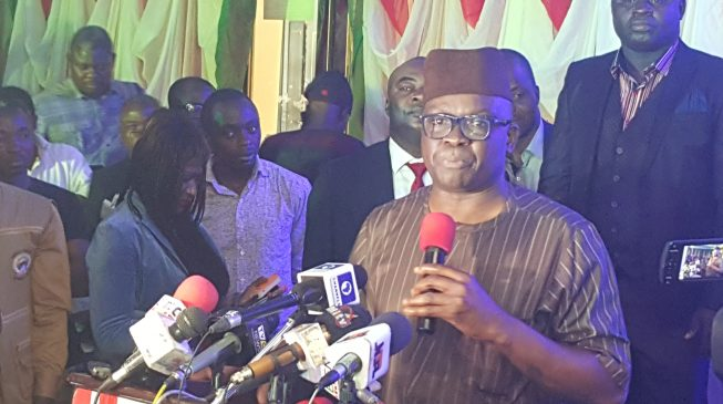 Fayose: I'll defeat Buhari in a free and fair election