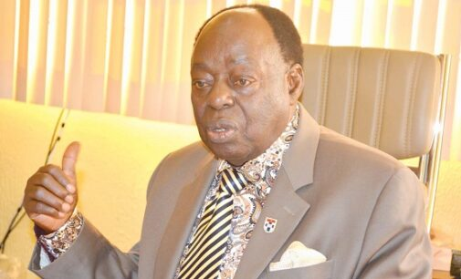 Afe Babalola: Private varsities like ours with world-class health facilities shouldn't be shut down
