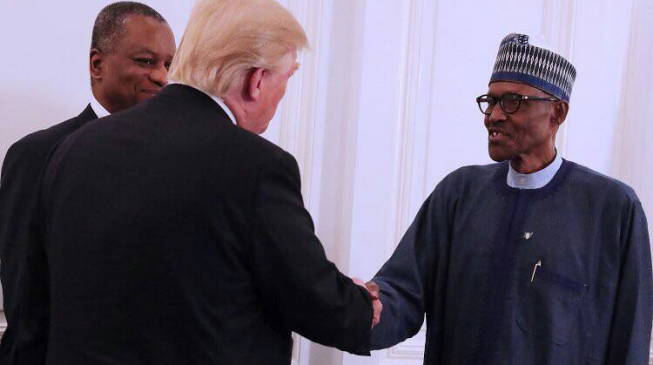 Trump invites Buhari to Washington DC
