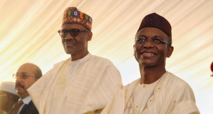 El-Rufai: Buhari has endorsed me for 2019