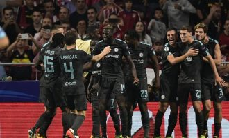 Moses outstanding as Batshuayi's late strike stuns Atlético