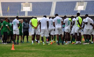 Eagles land in Morocco… Onazi, Simon to miss Algeria World Cup qualifier