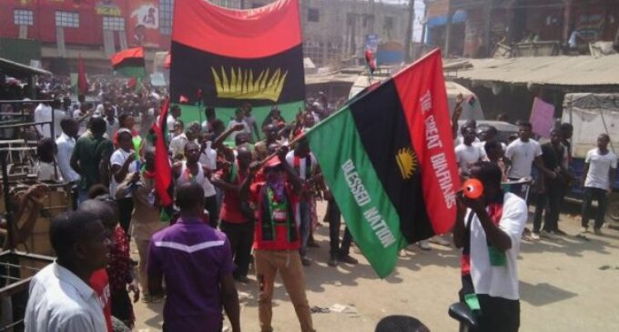 Ndi Igbo in Germany say Buhari's silence shows his support for the renewed genocide in south-east