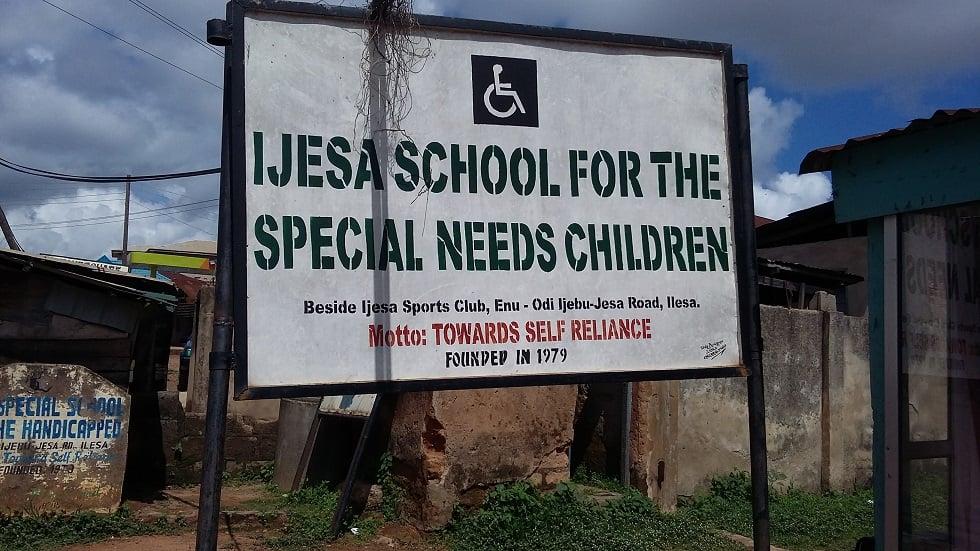 IjesaSpecialNeedsSchool