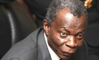 Buhari 'expecting a lot' from Justice Salami committee