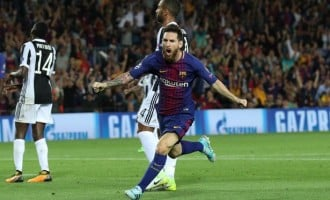 Messi stuns Buffon as Barcelona defeat Juventus 3-0