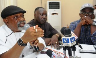 Minimum wage: FG rejects N22,500 proposed by governors