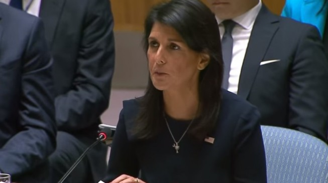 US pulls out of UN Human Rights Council over 'bias against Israel'