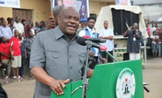 Buhari's aide says Wike should be receiving 'mental' treatment