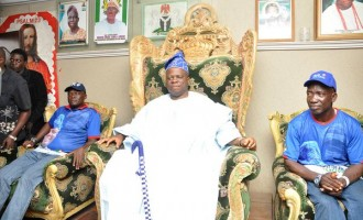 Monarch seeks inclusion of traditional rulers in LG administration