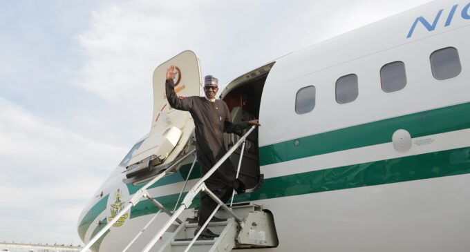 TIMELINE: As president, Buhari has spent 171 days in UK on medical vacation