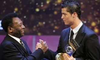 Pele: We'll talk when Ronaldo has 1283 goals