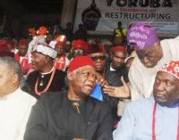 'Turn-by-turn presidency': Igbo, Hausa, Yoruba don't own Nigeria