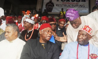 Do the Igbo and the Yoruba know they are sons of 'Oduduwa'?