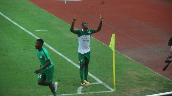Ighalo: World Cup qualification a dream come true