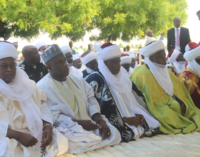 COVID-19: Sultan asks Muslim faithful not to congregate on Eid grounds for prayers