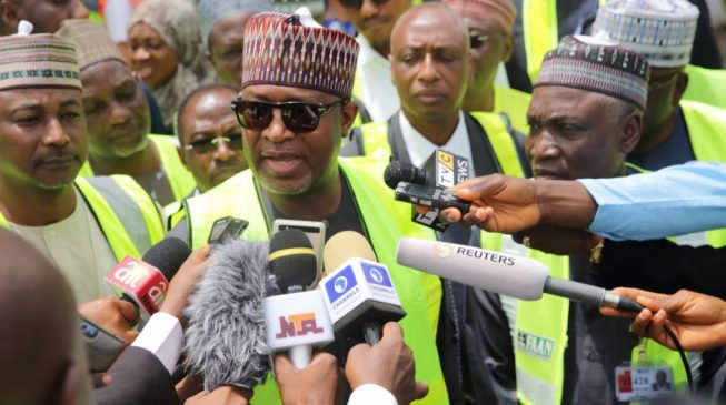 Hadi Sirika: Arik Air not suitable for national carrier