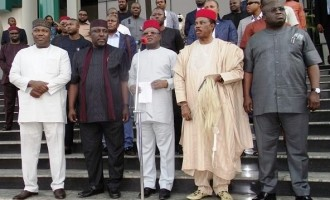 Umahi: Anyone who wants to foment trouble must be crushed