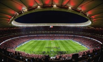 Atlético Madrid stadium to host 2019 Champions League final