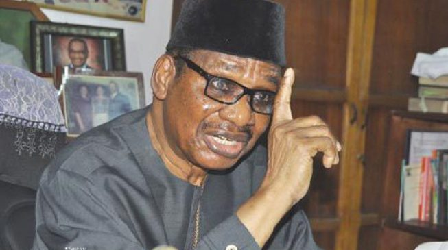 Suspended SGF: Action has been too slow on Osinbajo panel report, says Sagay