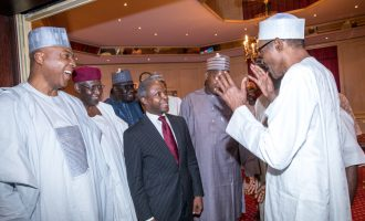 Buhari apologises to lawmakers over row with Aso Rock guards