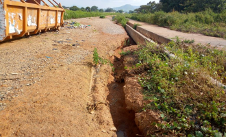 FG budgeted billions of naira for these FCT roads yet residents still experiencing hardship