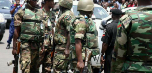 Army launches 'Crocodile Smile' as #EndSARS protest spreads to more cities