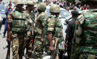 Crocodile Smile: Army arrests 399 suspects in Lagos, Ogun