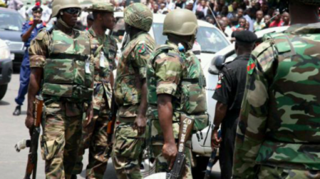 Military operation in six states 'long overdue'