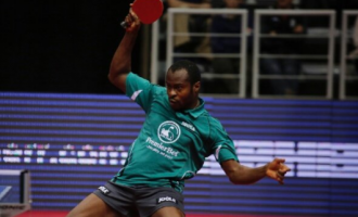 Aruna Quadri advances to quarter-final of Swedish Open